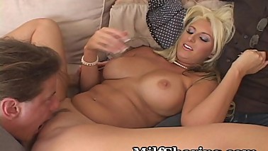 Knockout MILF Shared