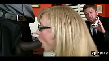 Beautiful mature blonde sucks off her sons black bossckold-9761 02 big-1