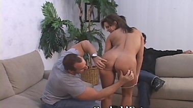 Cuckold Hubby Surprised By Wife's Orgasms