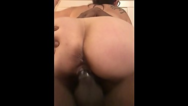 A Wife Rides My BBC