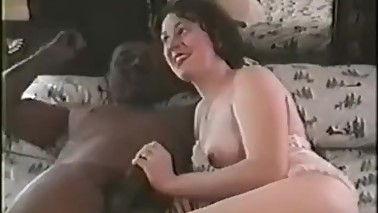 Sweet Curly Hair Wife Cuckold