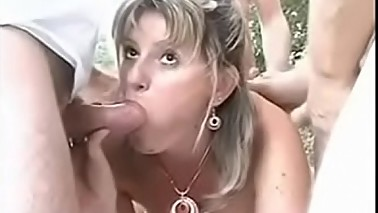 Horny Wife Wants to Go out Dogging and Fuck Many Strangers