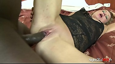 Big Black Cock VS Milf